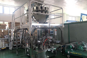 Granule Pouch Filling Sealing Machine