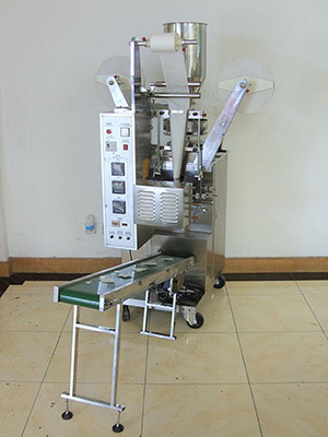 Tea Bag Filling Sealing Machine (with String and Tag)